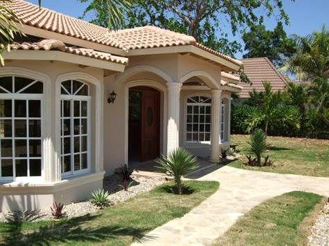 """222 sqm Home For Sale in Sosua Sosua, Puerto Plata. For Sale at $135,000.00. Sosua """"La Mulata II"""" 2 Bedroom Bungalow For Sale, Sosua sosua houses for sale."""