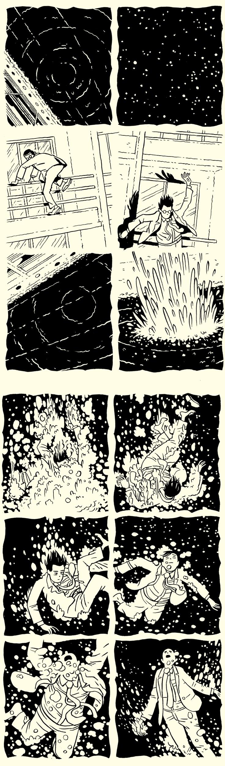 ripples & stars from Jordan Crane