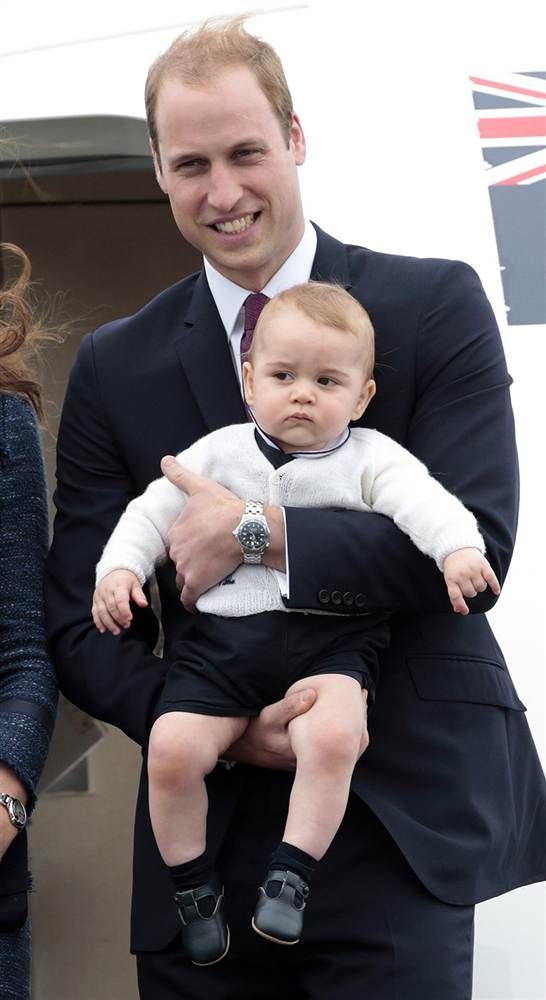 Prince George has teeth! And 8 other things we learned from royals' Down Under tour