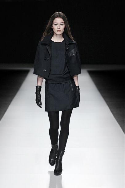 G-Star RAW 2012-2013 Fall Winter Womens Collection: Designer Denim Jeans Fashion: Season Lookbooks, Runways, Ad Campaigns and Linesheets