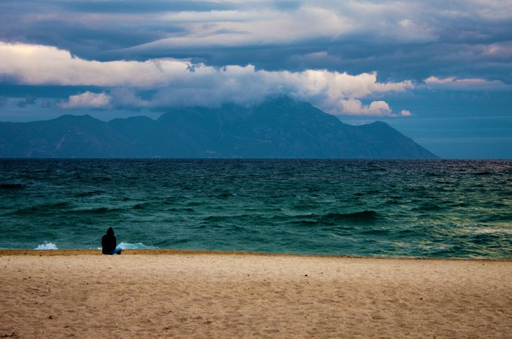 #Sarti je prelep i kad je oblačno!  #Greece #punimplucima #Sithonia http://go2travelling.net/putovanja/go2-leto-2014/sarti-leto-2014