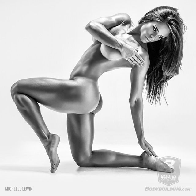 Michelle Lewin - body envy. <3