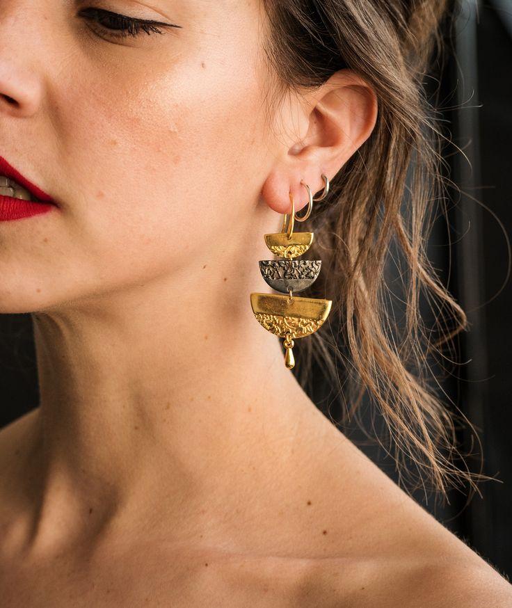Viviette Earrings