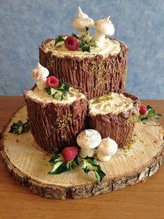 vaniglia e cioccolato: Buche de Noel e tanti auguri