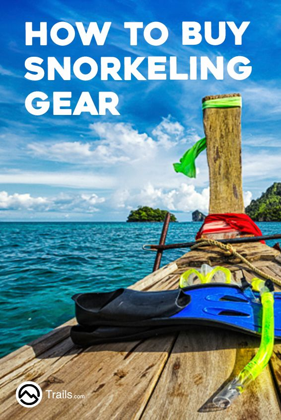 Whether you are exploring the pristine underwater world of Hawaii, marveling at the abundant marine life of Costa Rica, or perusing with green sea turtles in remote areas of the Cook Islands, a good set of snorkel gear will serve you well on your adventure journey. From state-of-the-art fins and masks to the tried-and-true simple tube that serves as a snorkel, the right kind of equipment can truly enhance your snorkeling excursions. | How to Buy Snorkeling Gear from #Trails
