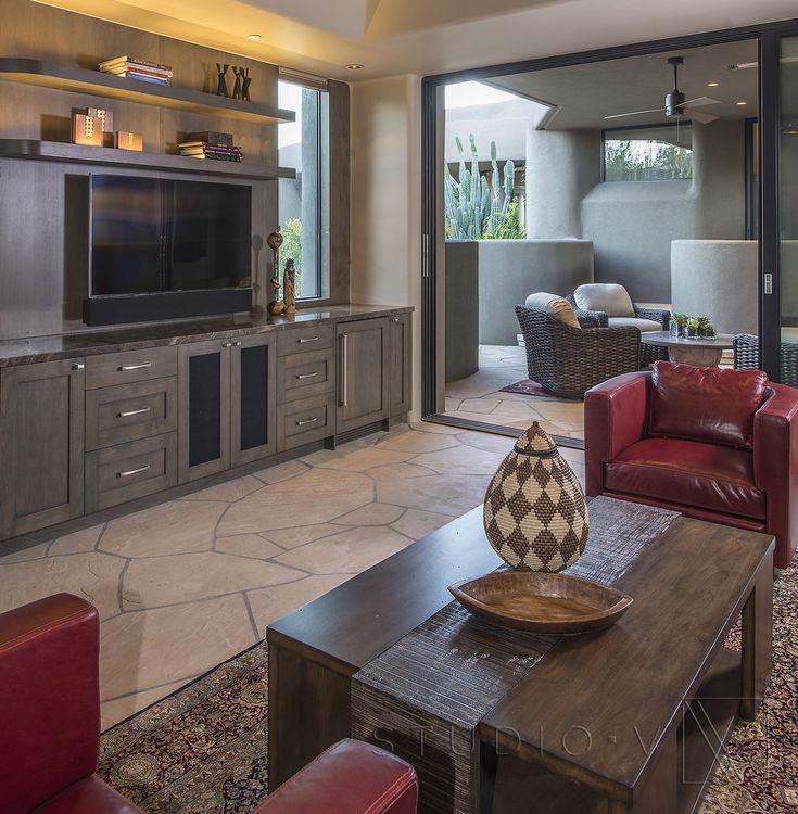Studio V Interiors Scottsdale AZ Arizona Interior Design.