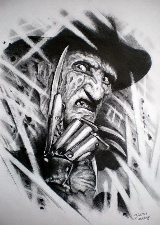 Freddy Krueger...........
