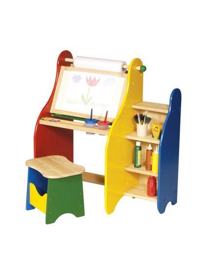 Art Activity Desk by Guidecraft on Gilt.com