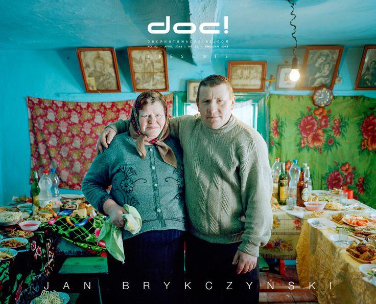 doc! photo magazine presents: Jan Brykczynski - BOIKO (photo essay) @ doc! #22 (pp. 46-63) & CONTEMPLATION OF THINGS (interview) @ doc! #22 (pp. 32-45)