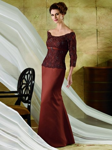 This would be a great dress for mom in a different color