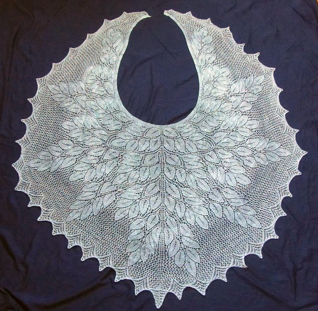 FREE pattern, omg! Spring Wood Shawl by Denise Bartels (note: it has not been test knitted as of Oct 2015)