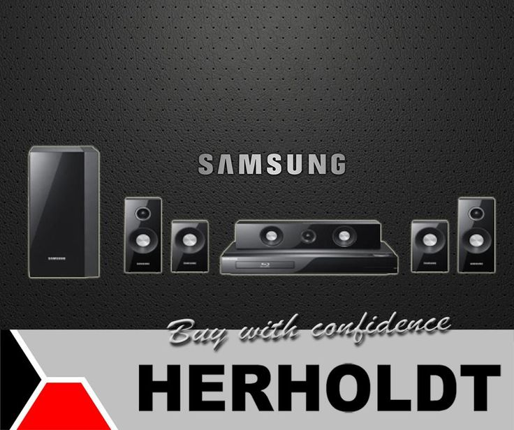 For the best viewing and sound experience, treat yourself to a #Samsung DVD 330w HTS 5.1 Channel, available at #Herholdt. #DVD #audio