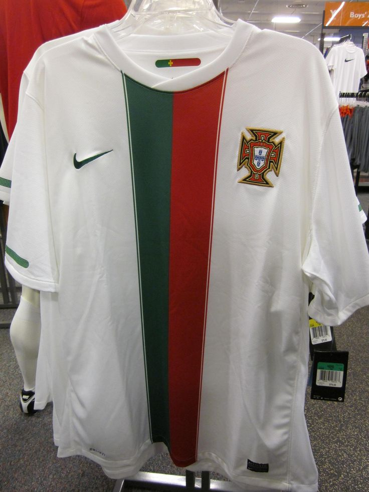 Portugal National Football Team Jersey .