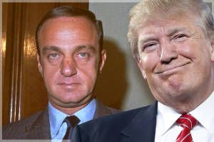 Mentored in the art of manipulation: Donald Trump learned from the master — Roy Cohn
