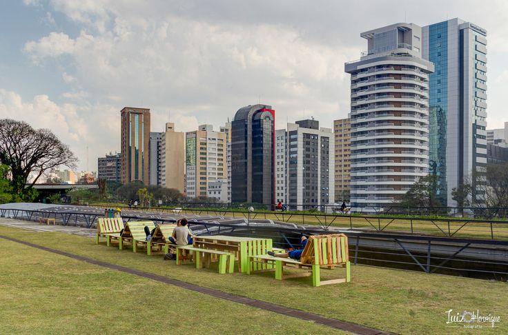 Centro Cultural São Paulo - Fotografia de Arquitetura