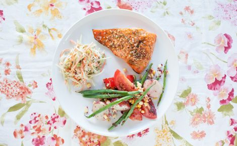 Epicure's Honey Mustard Salmon
