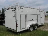 Custom Contractor Trailers For Sale | Equipment Trailer for Contractors Sales in New Jersey, New York, Massachusetts, Maryland, Virginia & Ohio