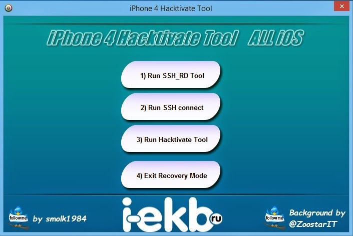 iPhone 4 Hactivate Tool free download If you are stuck on icloud lock-screen on iphone 4, after restore or update, than use iPhone 4 Hactivate Tool to unlock your iphone 4. Just install this small app and follow the instructions. After all steps will be done, than you see that you actually make your iphone 4 unlocked with the help of iPhone 4 Hactivate Tool. - See more at: http://www.androidfreeapplications.com/2014/09/iphone-4-hactivate-tool-free-download.html#sthash.ZzTeSXmm.dpuf