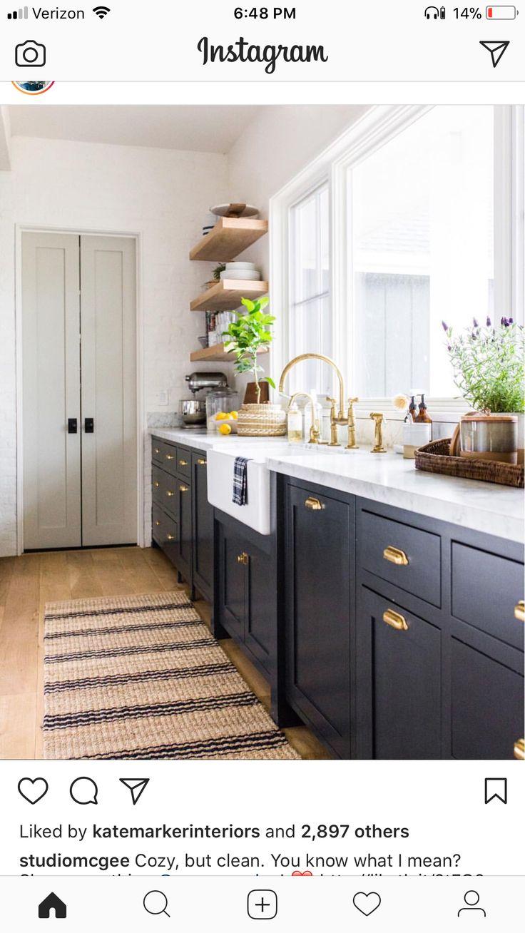 8 besten Kitchens Bilder auf Pinterest | Küchen modern, Bodenfliesen ...