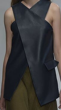Vélez for Leather Lovers | Trends London Fashion Week