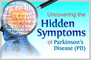 [INFOGRAPHIC] Uncovering Hidden Symptoms of Parkinsons Disease