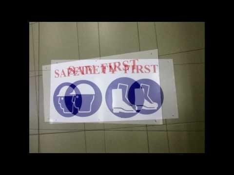 SAFETY SIGN : PAHANG, KUANTAN, Signs Shop, Signboard Company, Signage Su...