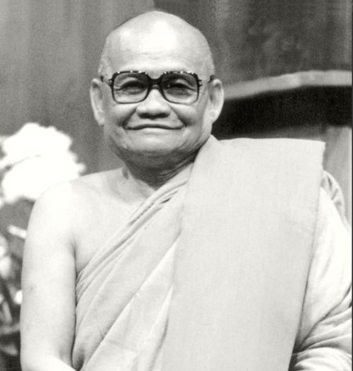 """Buddha's medicine ~ Ajahn Chah http://justdharma.com/s/i38p1  If you've trained properly, you wouldn't feel frightened when you fall sick, nor be upset when someone dies. When you go into the hospital for treatment, determine in your mind that if you get better, that's fine, and that if you die, that's fine, too. I guarantee you that if the doctors told me I had cancer and was going to die in a few months, I'd remind the doctors, """"Watch out, because death is coming to get you, too. It's just…"""