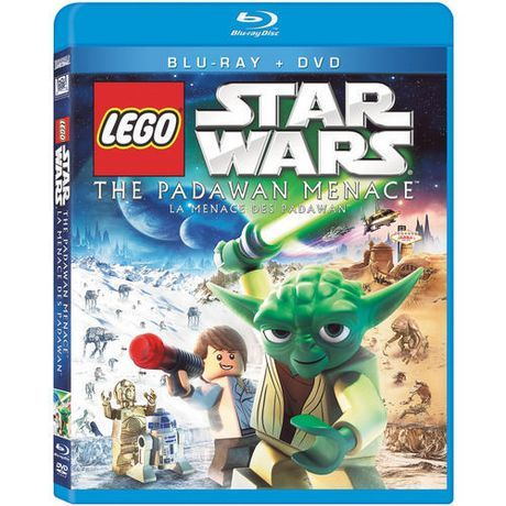 LEGO Star Wars - La Menace Des Padawan (Blu-ray + DVD) (Bilingue) | Walmart.ca