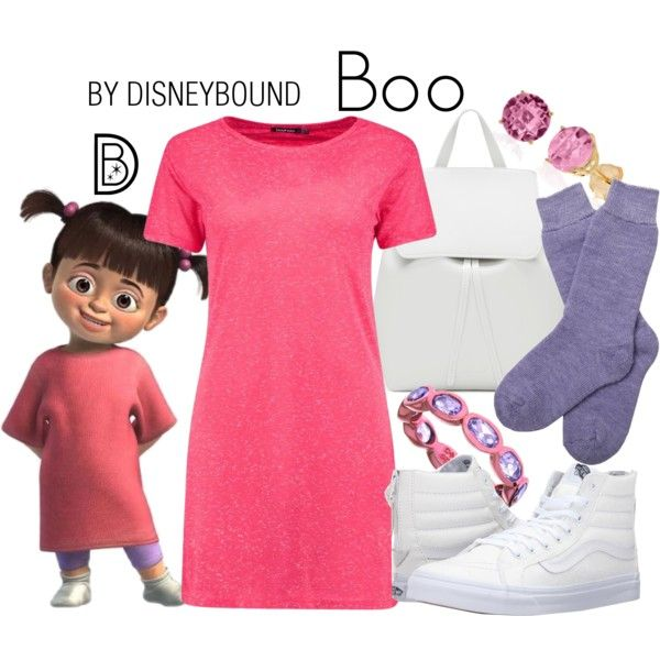Boo by leslieakay on Polyvore featuring Boohoo, Barbour, Vans, Mansur Gavriel…