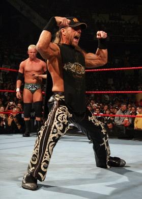 My favorite wrestler shawn michaels