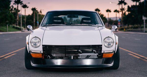 Nissan automobile - fine photo