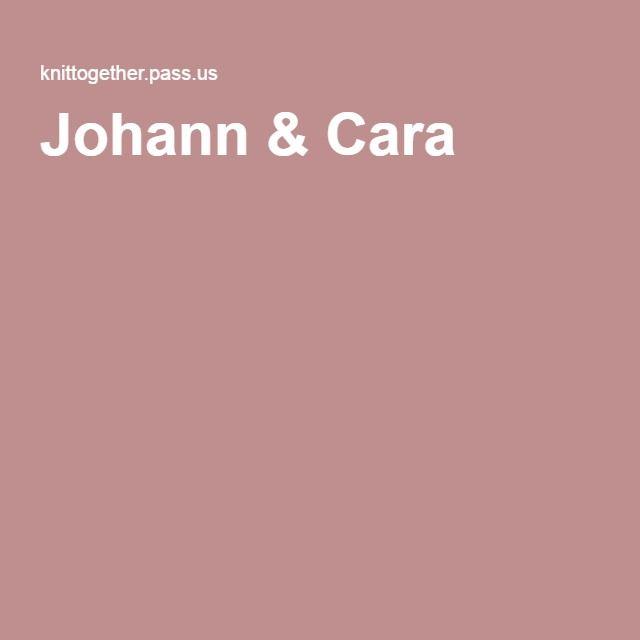 Johann & Cara