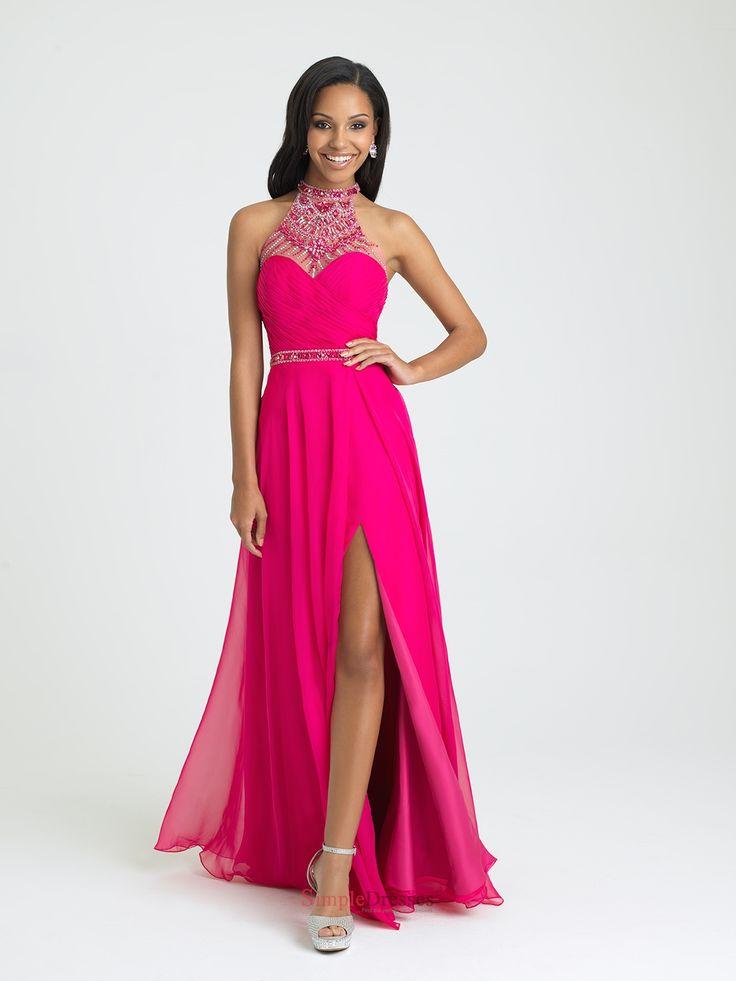 Mejores 196 imágenes de Prom Dresses 2016 en Pinterest | Trajes de ...