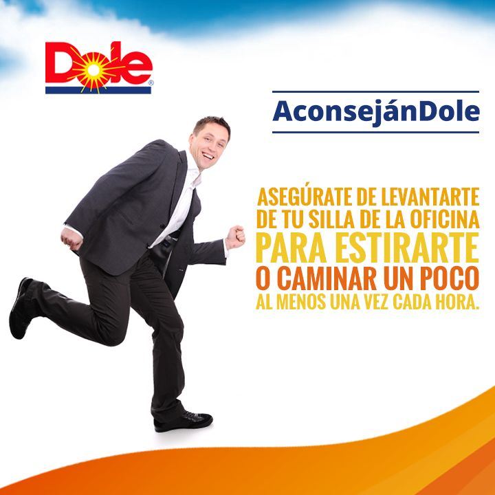 Dale con los consejos Dole #DaleConDole