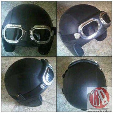 Helm Classic (HC-9) @Rp. 215.000,-   http://rumahbrand.com/helm-kustom/848-helm-classic.html