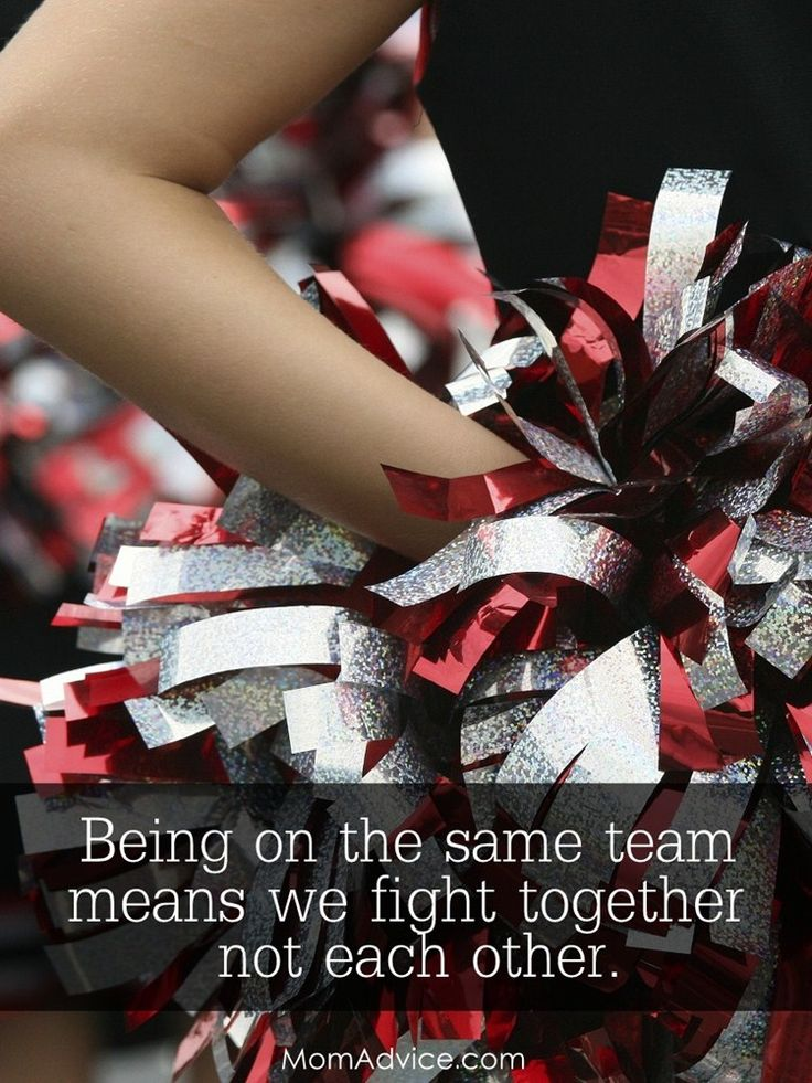Cheering for the Same {Marriage} Team - MomAdvice