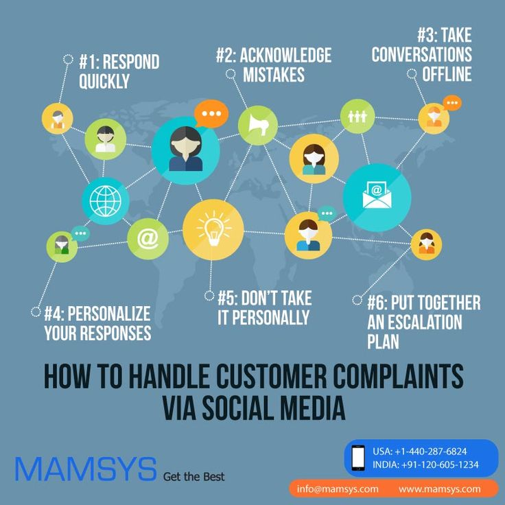 Are your customers leaving negative comments on social media?  Do you need a plan to handle customer complaints?  Responding quickly and appropriately to negative social comments can help you increase customer loyalty and retention.  Below, you'll find out how to deal with negative comments on social media.  #Socialmedia #Consumer #Complaints