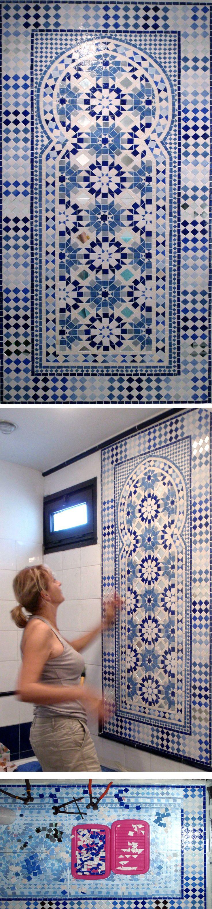 Salle De Bain Marocaine Beldi ~ mosaique marocaine salle de bain pierre with mosaique marocaine