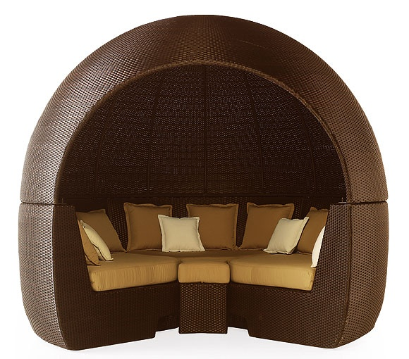 32 best images about garden furniture muebles de jardin for Igloo de jardin