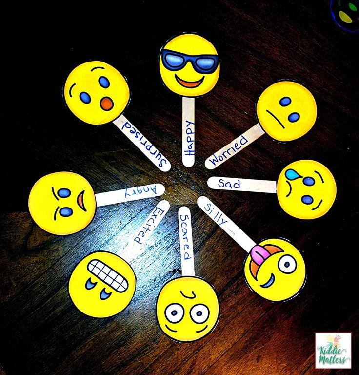 Emoji Feeling Faces: Emotion Recognition