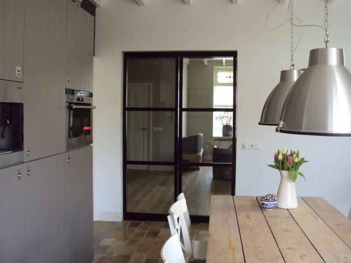 Dubbele deuren Piet boon