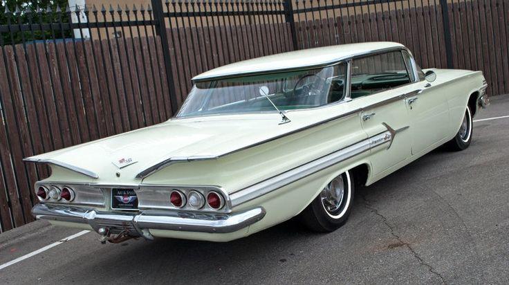1968 Chevy Impalla Maintenance Restoration Of Old Vintage: 1960 Chevrolet Impala Flat Top Maintenance/restoration Of