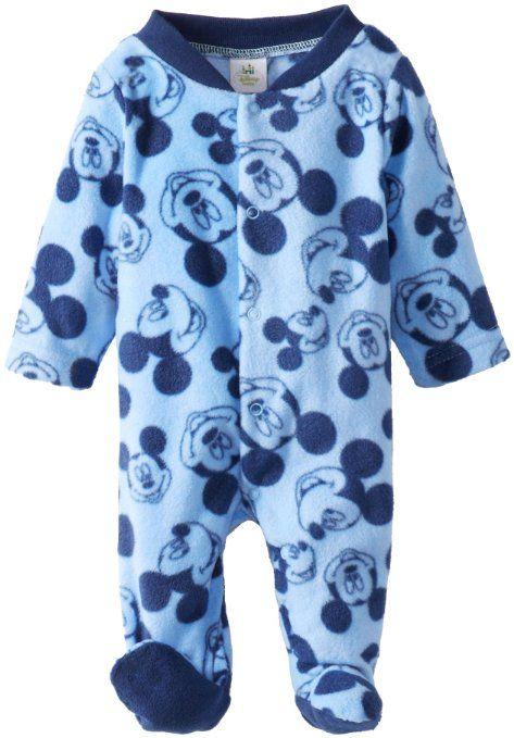 Amazon.com: Disney Baby Baby-Boys Newborn Sleep and Play ...