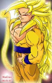 super sayian 5 if there ever was one lol