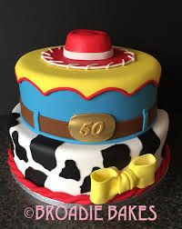 Image result for toy story jessie birthday cake ideas