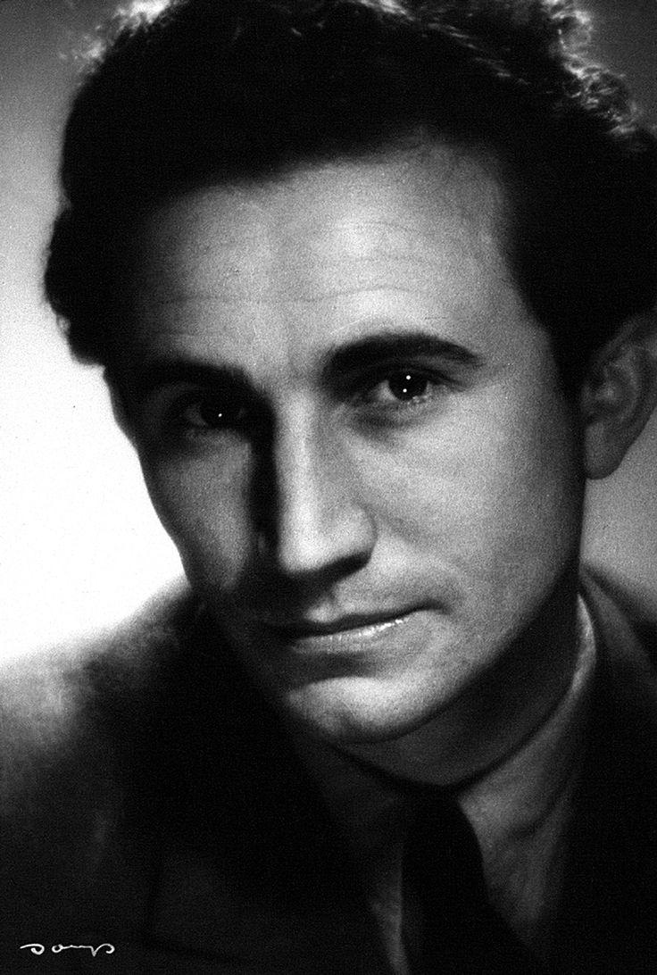 Tadeusz Różewicz (1921 - 2014) Polish poet, dramatist, writer and translator