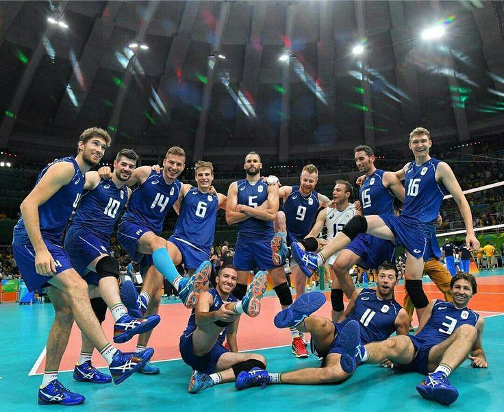Italia Volleyball Team