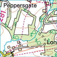 Footpath Maps: free online ordnance survey map and public footpath finder UK