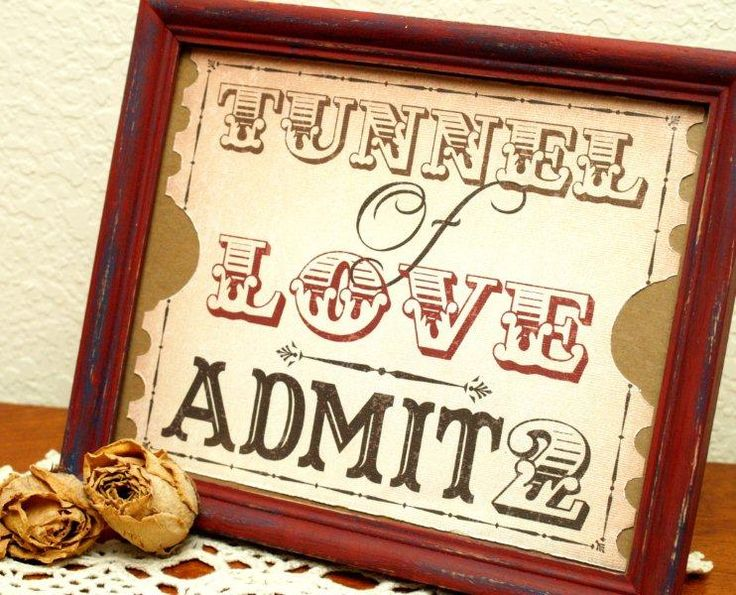 Love this awesome printable from @Bev  {Flamingo Toes}!  What's more valentine-ee than a ride through the tunnel of love?