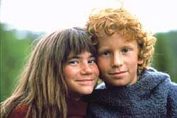 Astrid Lindgren's  Ronja & Birk  (Ronja Rövardotter)